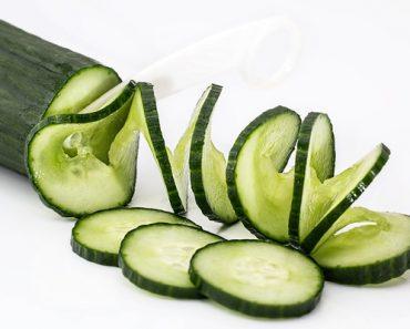 salatalık ile zayıflama