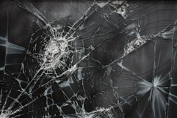 kırık cam